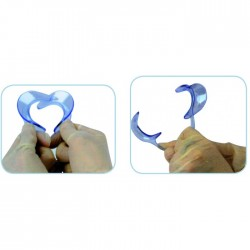 Spandex Retractor de Labios Mini(Niños) -2unid-
