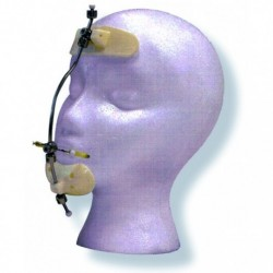 Mentonera de Máscara Facial Protact. Repuesto -1 unid-