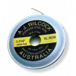 AUSTRALIAN WIRE AJ WILCOCK