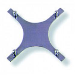 Estrella para colocar brackets -1unid-