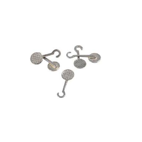 Power Pin para elásticos -50unid-