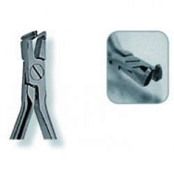 Alicate Corte Distal A Ras Mini Mango Largo -1unid-