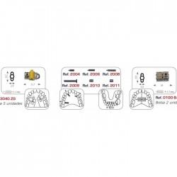 Tracción Cervical - 1- Modulos de seguridad -2-