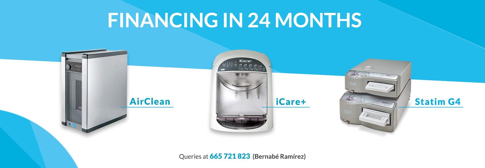 Financiación 24 meses Ortolan Dental